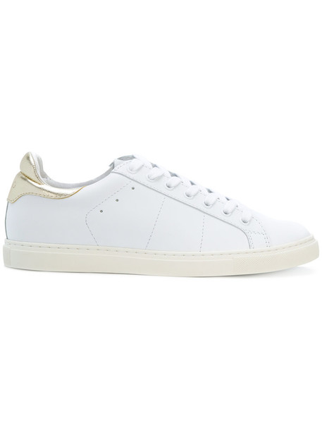 Iro women sneakers leather white shoes