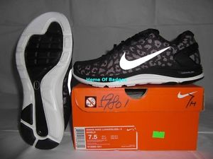 Nike 2013 FA Women Lunarglide 5 Shield Leopard Running Shoes Sneaker 615988 001 | eBay