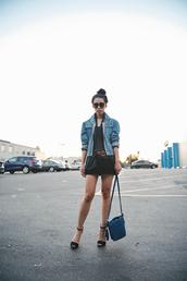 neon blush,jacket,t-shirt,belt,skirt,shoes