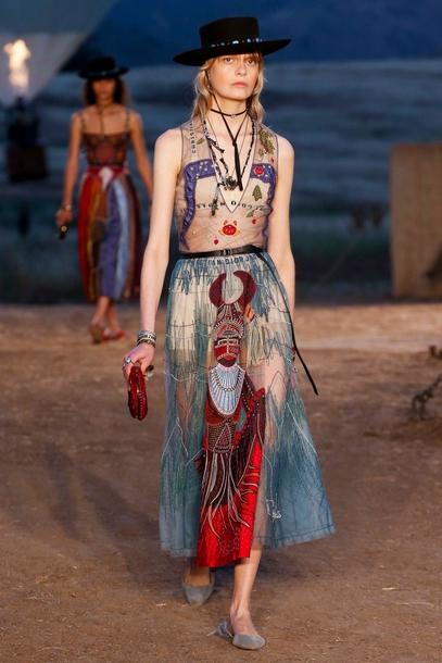 Dior Sauvage Fashion Show