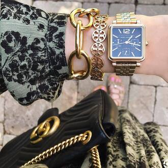 jewels tumblr jewelry accessories accessory watch gold watch marc jacobs watch marc jacobs bracelets gold bracelet