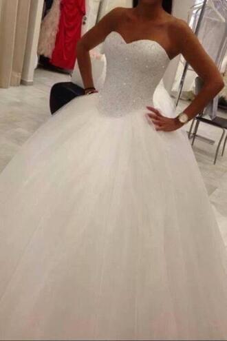 wedding dress wedding clothes dress