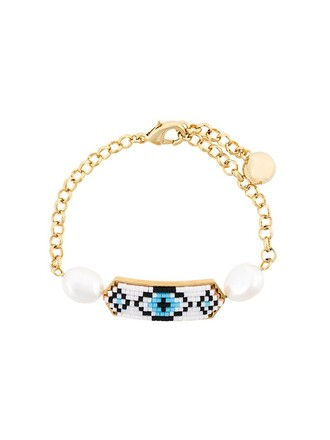 pearl metallic jewels