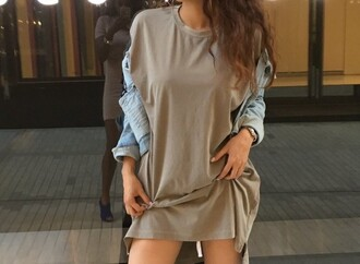 dress nude t-shirt dress casual dressy cute cute dress cute outfits