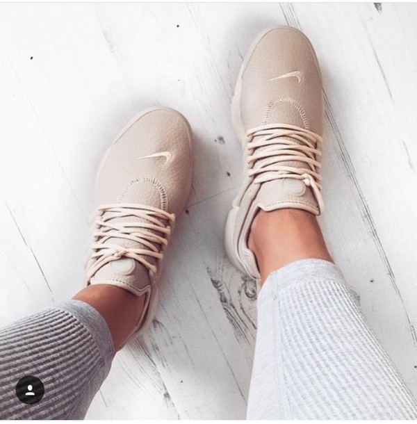 size 40 5cbc8 220be shoes nude nike presto nike shoes sneakers nike sneakers women