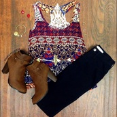 tribal pattern,blue dress,blue shirt,blue skirt,red dress,white,white dress,lace dress,lace up,earrings,bracelets,jewels,necklace,leggings,jeans,pants,boots,style,fashion,denim jacket,tank top,shorts,long prom dress,leather jacket,leather skirt,blouse,shoes,high heels,brown shoes,black skinny jeans