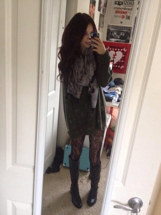sweater acacia brinley underwear scarf shoes