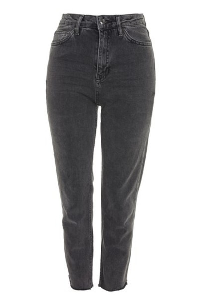 Topshop jeans dark grey
