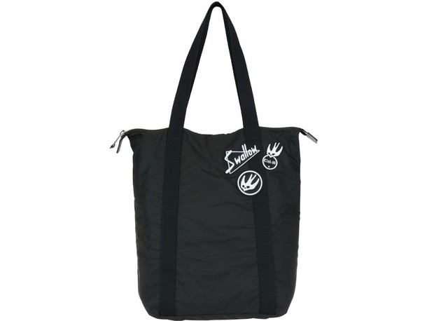 magazine bag black