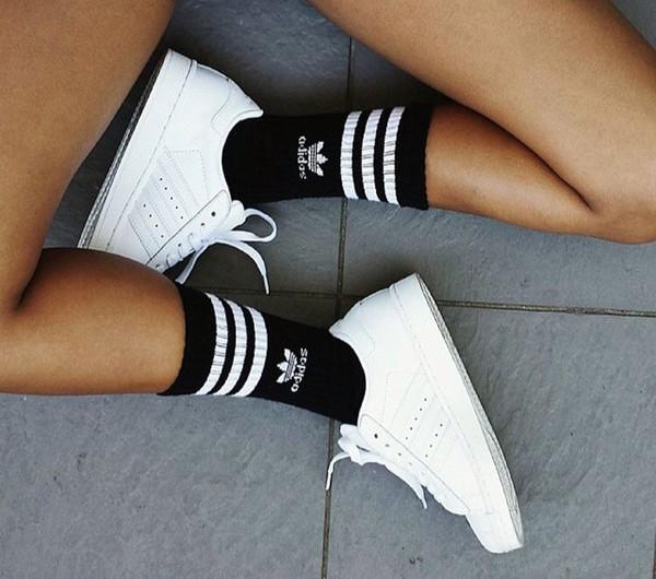 co Feet Black On ballinteerbandb All Superstar uk Adidas PZTOkXulwi