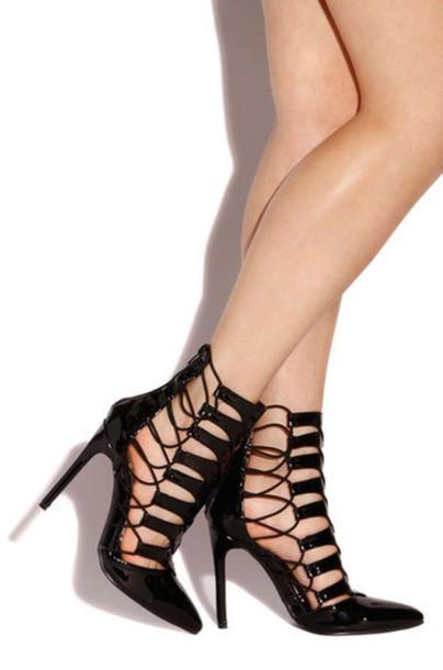 shoes black heels stilletto heels love