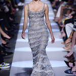 Celebrities who wear, use, or own badgley mischka spring 2006 layered  dress