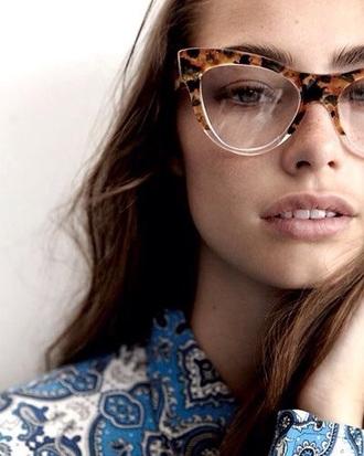 sunglasses glasse leopard