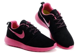 shoes nike running shoes nike shoes roche runs pink shoes cardigan blouse