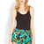 Tropical Goddess Dolphin Shorts | FOREVER21 - 2000088813