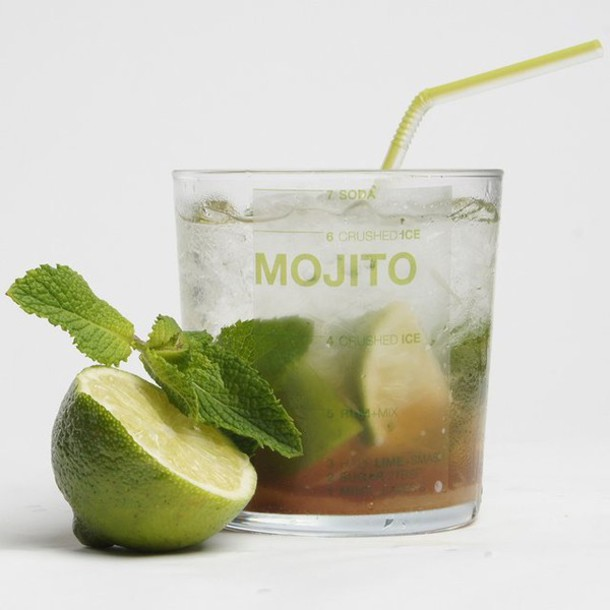 home accessory mojito glass cocktail cool summer green transparent kitchen lifestyle