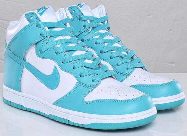 4440fa340eef shoes nike air force 1 nike sneakers nike tiffany blue nikes tiffany blue  blue