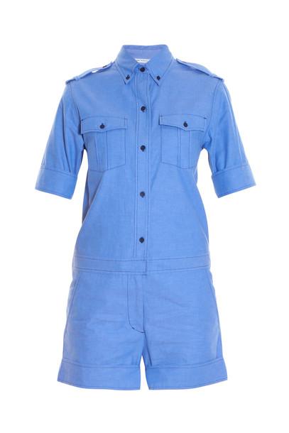 Isabel Marant etoile romper blue