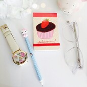 jewels,ishopcandy.com,ishopcandy,watch,floral,floral watch,hello kitty,clear glasses,cute,girly,flowers,roses,pencils,pastel,glasses