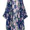 Nivia petal kimono | outfit made