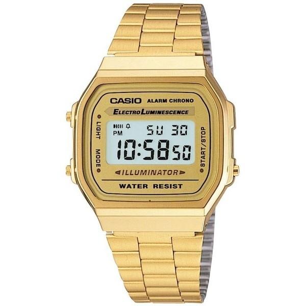jewels gold watch cute casio watch Casio