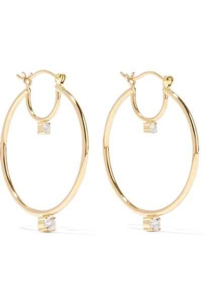 Jemma Wynne earrings hoop earrings gold jewels