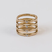 jewels,accessories,bikini luxe jewelry,gold,gold layered ring,gold ring,layered ring,skinny ring,dainty ring,stacked ring,thick ring,bikiniluxe,statement ring