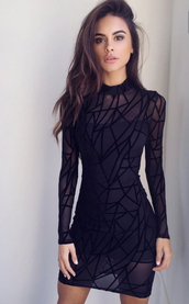 dress,black dress,long sleeves,black,long sleeve dress,bodycon,bodycon dress,mesh,mesh dress,party dress,sexy party dresses,sexy,sexy dress,party outfits,sexy outfit,spring dress,spring outfits,fall dress,fall outfits,winter dress,winter outfits,new year's eve,classy dress,elegant dress,cocktail dress,see through,see through dress,cute dress,girly dress,date outfit,birthday dress,clubwear,club dress,homecoming,homecoming dress,wedding clothes,wedding guest,engagement party dress