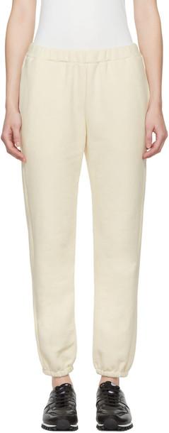 Simon Miller pants white off-white