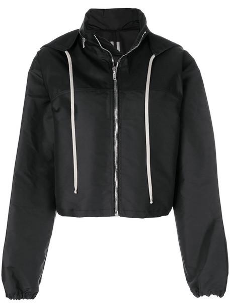 jacket bomber jacket women cotton black