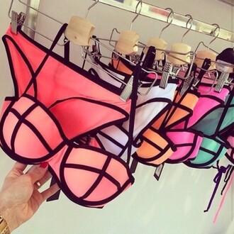 underwear high waisted bikini