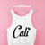Cali Heart Crop Tank Top on Wanelo