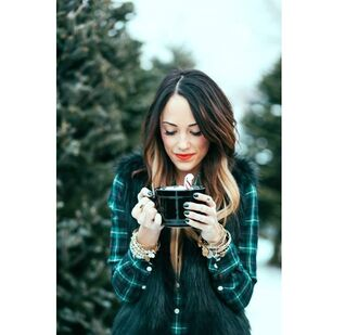 blouse green black fluffy vest fluffy flannel shirt flannel indie vintage t-shirt shirt jacket checkered rock black forest green winter outfits fall outfits mug