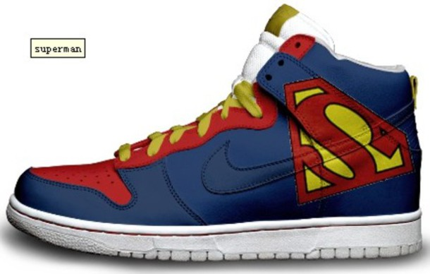 Batman Shoes Mens Nike