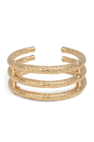 cuff gold jewels