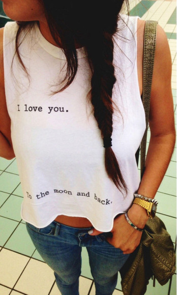 quote on it swag crop tops hipster girly blouse fashion coolture funky