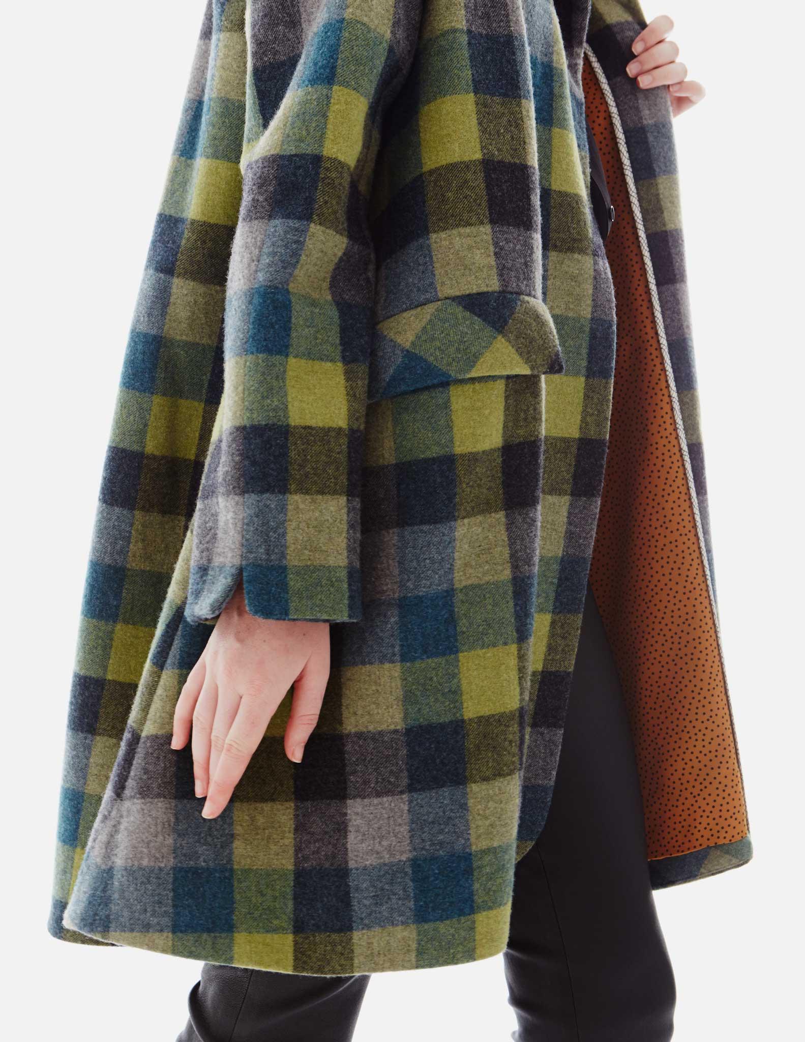 novisnyc | The Kandinsky Coat
