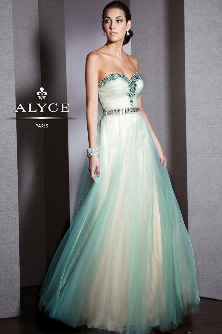 Blue And Black Prom Dresses