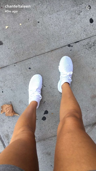 shoes white nikes sneakers low top sneakers