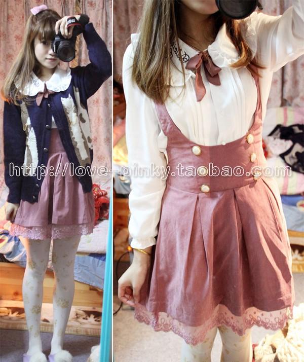 Kawaii Japan Lolita Lolita Dress Japanese Fashion