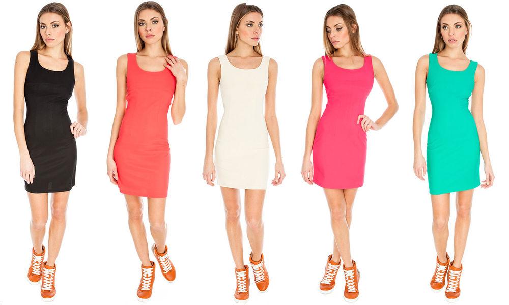 Goddiva Cage Back Bodycon Dress | eBay