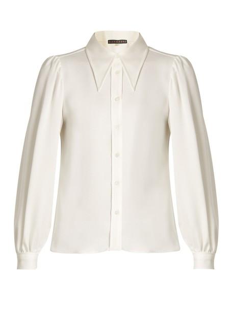 ALEXACHUNG blouse top