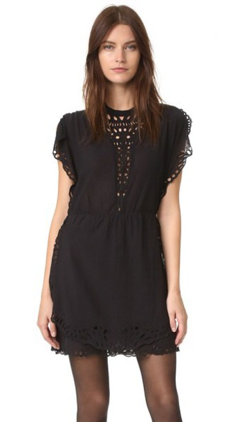 Iro Caidy Dress - Black