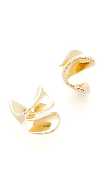 Elizabeth And James Arp Earrings - Gold