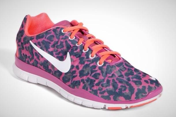 pink cheetah print nike shoes memes
