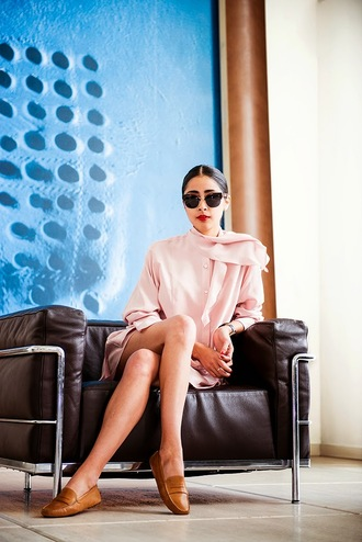 chic muse shoes sunglasses