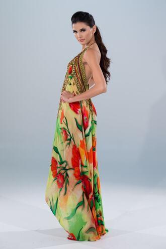 dress parides print floral maxi dress bikiniluxe