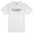 I do Marathons on NetFlix White T-shirt - Basic tees shop