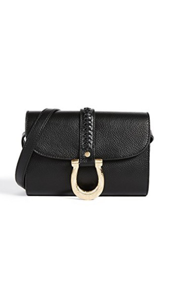 Sancia cross mini bag black