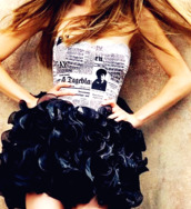 skirt,black,cool,funny,sexy,navy,rose,roses,style,day,2014,ruffle,flowers,floral skater skirt,flowered skirt,mini skirt,cute skirt,cute,fashion,spring outfits,spring,summer,summer skirt,beautiful,white,letters,writing,black writing,quote on it,portrait